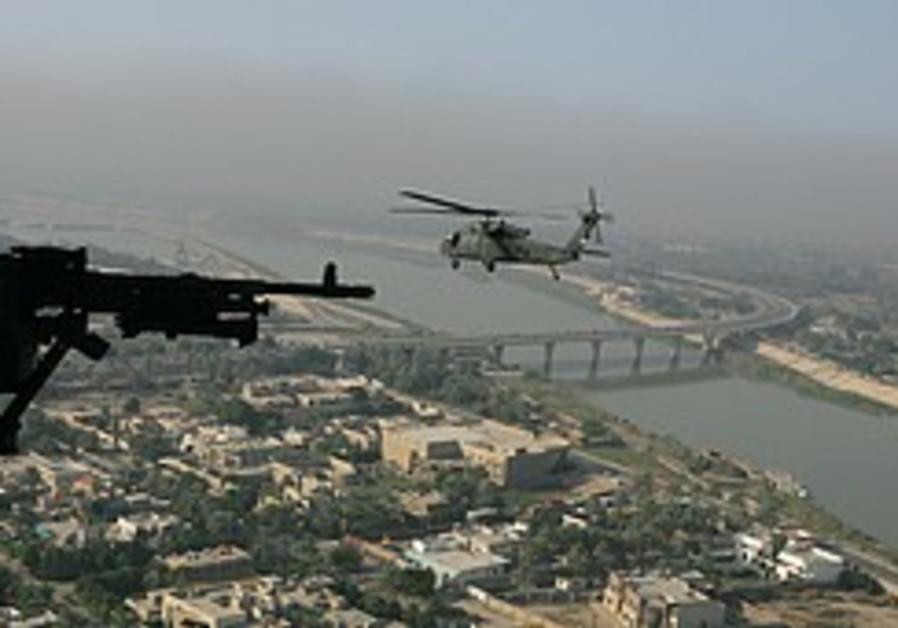 Iran warns US against violating airspace