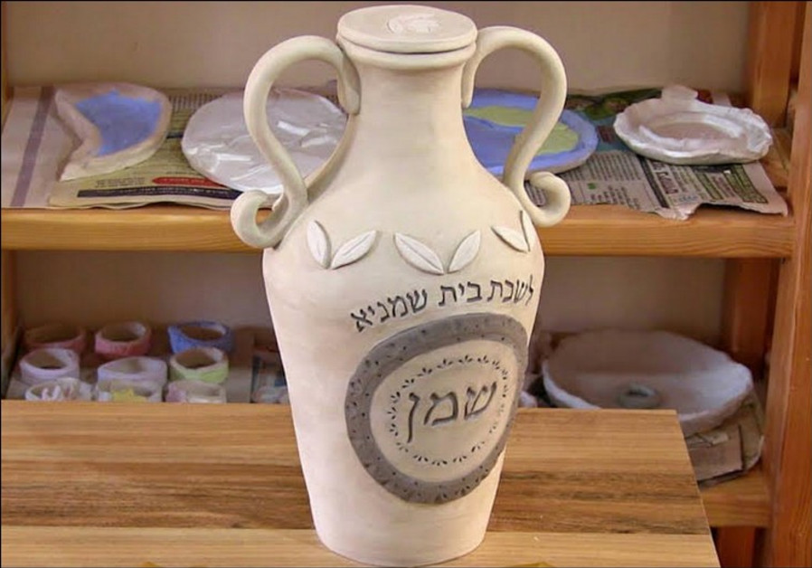 'First pure olive oil produced in 2000 years' says Temple Institute