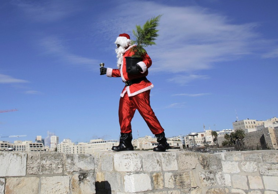 Christmas in Jerusalem