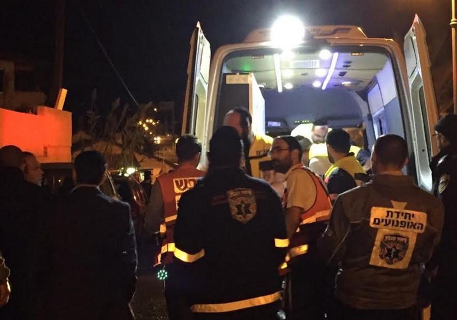 Beit Shemesh house fire