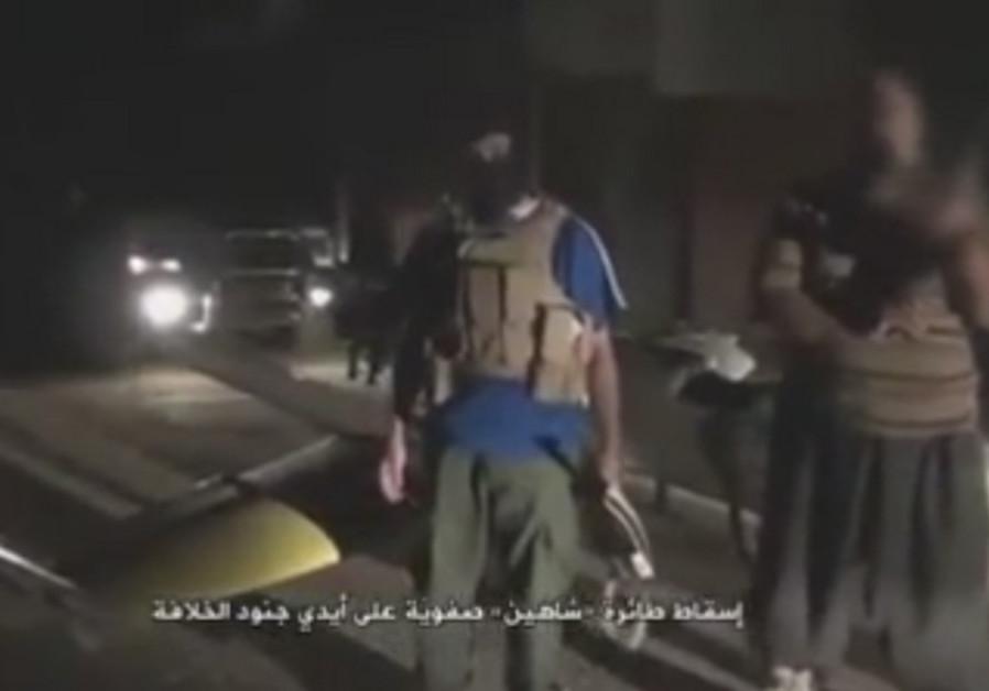 Islamic State drone