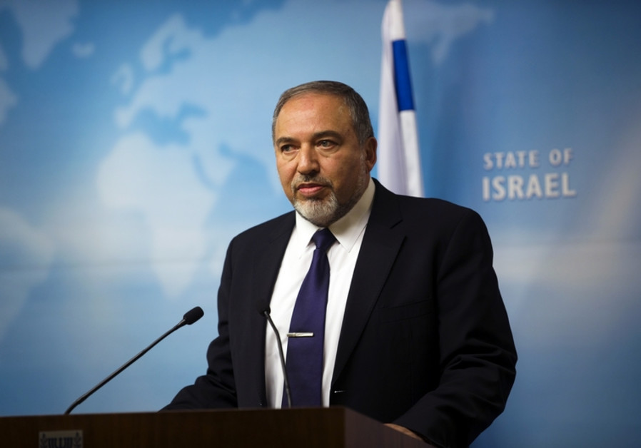 Le ministre des Affaires étrangères Avigdor Liberman