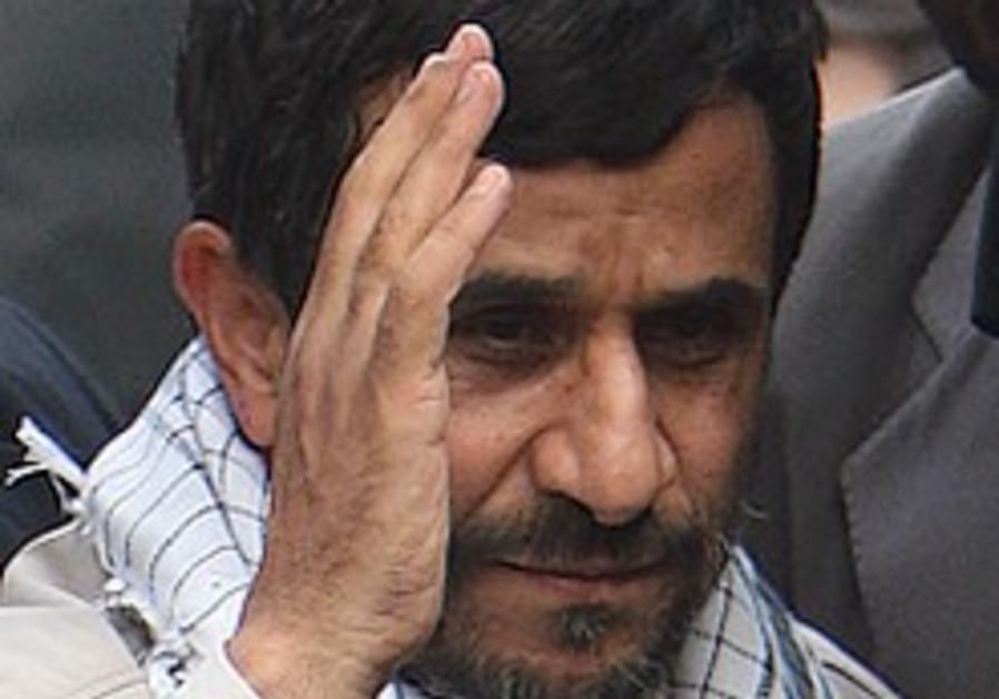 Ashkenazi to focus on Iran in US visit