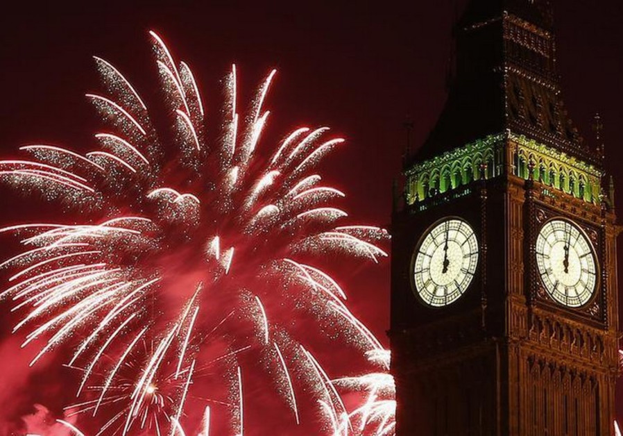 London welcomes 2015