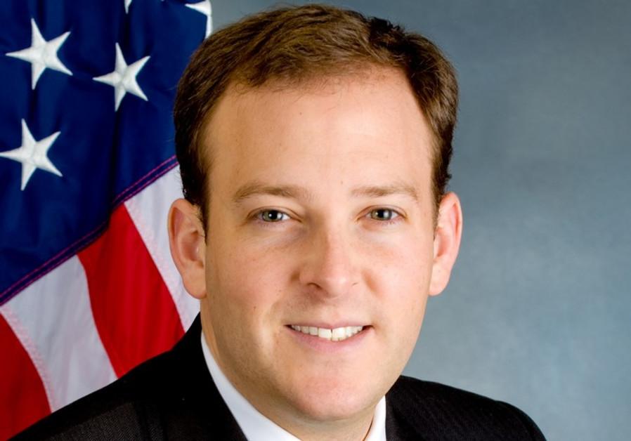 US Rep. Lee Zeldin (R-NY)