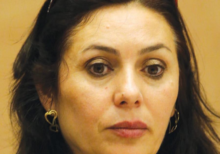 Likud MK Miri Regev