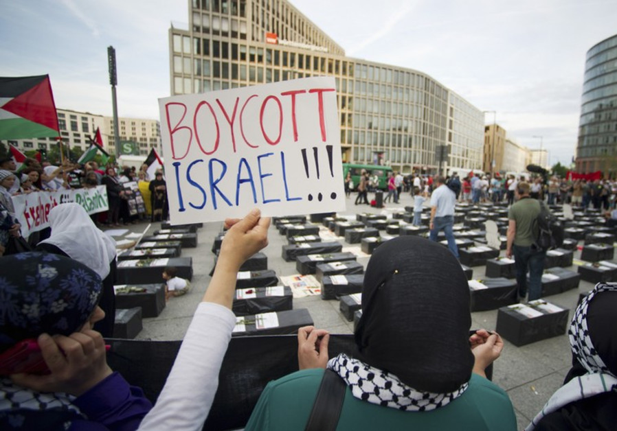 Anti-Israel protest