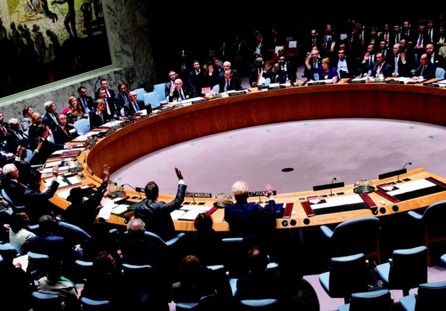 Dans les coulisses du Conseil de sécurité