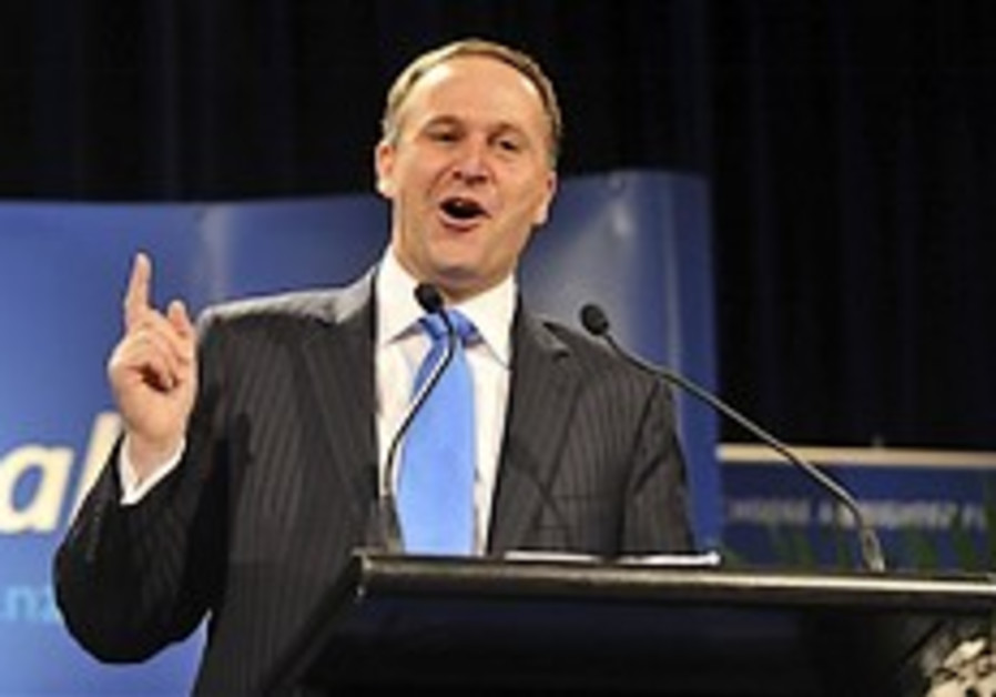 New Zealand gets third Jewish prime minister