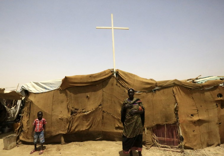 Christians in South Sudan