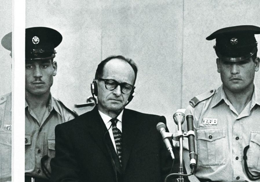Adolf Eichmann Israel