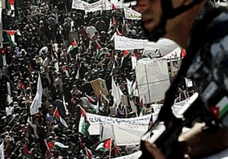 jordan anti terror rally 298 ap