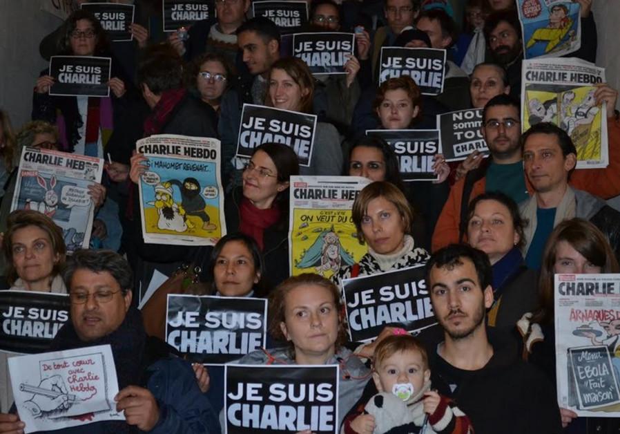 Four disturbing aspects of the 'Charlie Hebdo' media narrative
