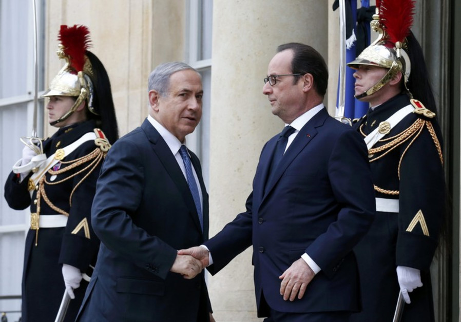 Francois Illas New Tradition: France Envoy To JPost: Jewish Crisis Has 'nothing To Do