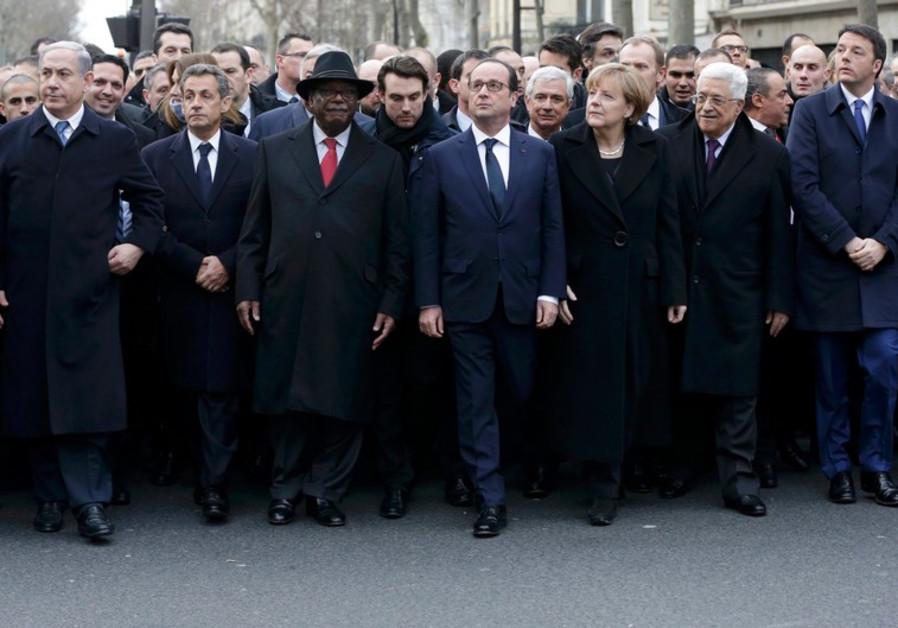 French terror attacks