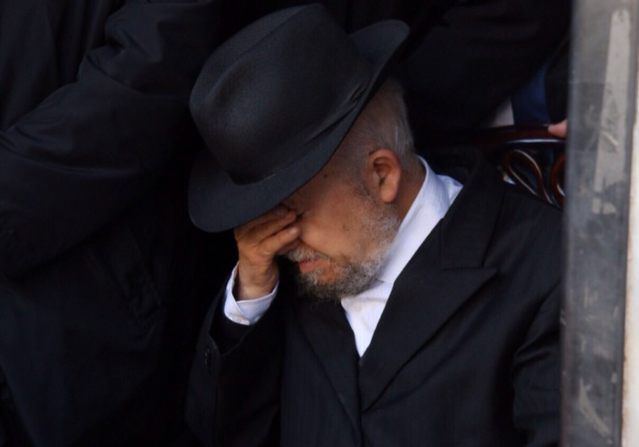 Rabbi Mazuz