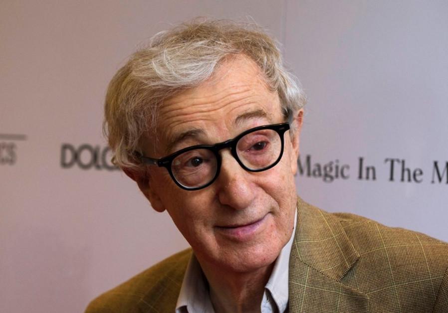 Woody Allen on July 17, 2014
