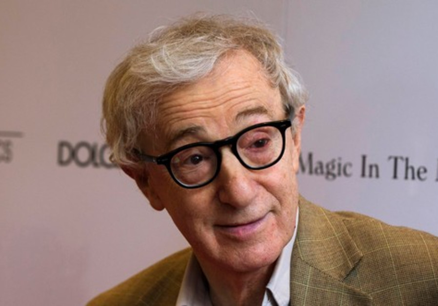 Woody Allen on July 17, 2014
