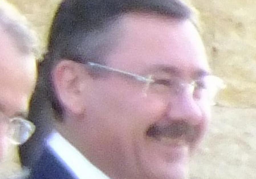 Ankara mayor Melih Gokcek.