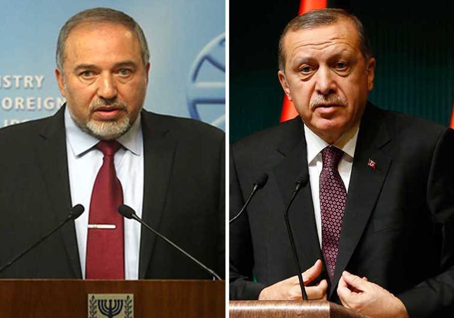Liberman and Erdogan