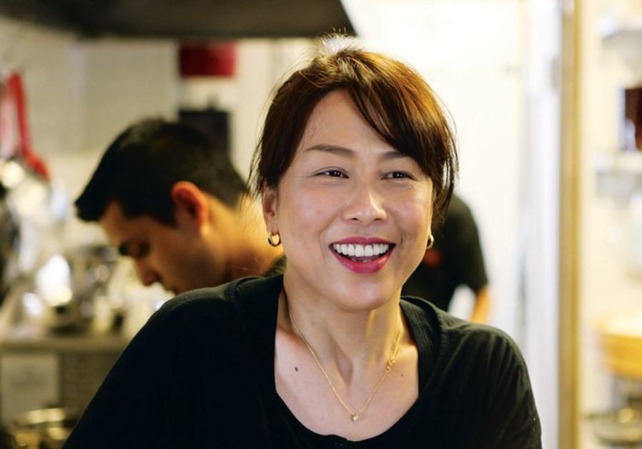 Akiko Ben-Zvi