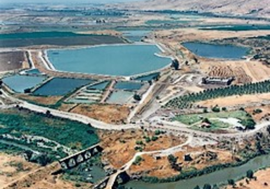 JNF looking to revive plan to import water from Turkey