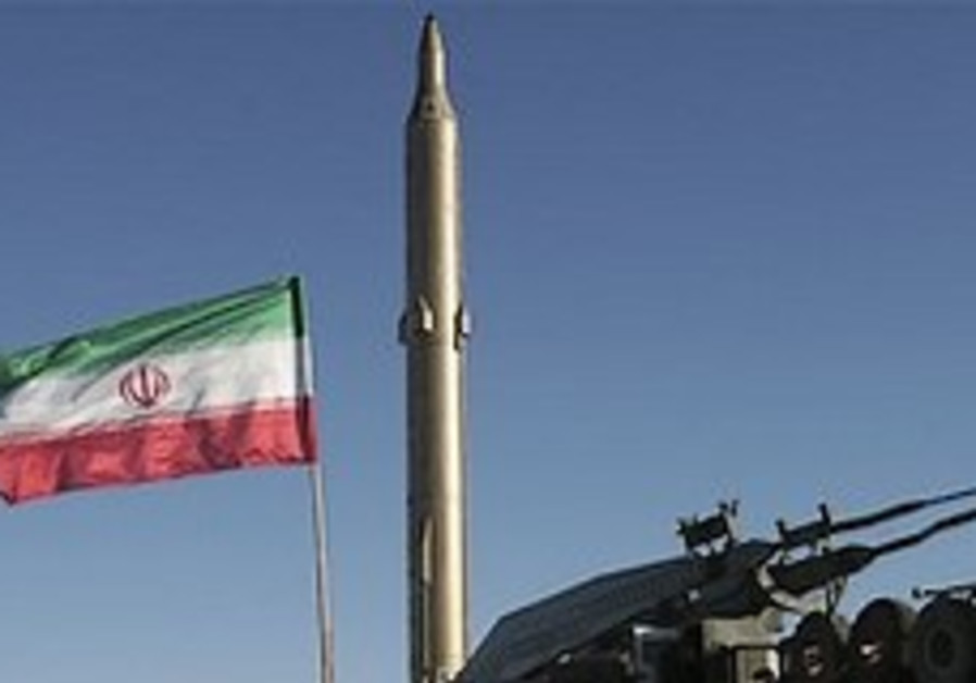 'Iran's nuke program very concerning'