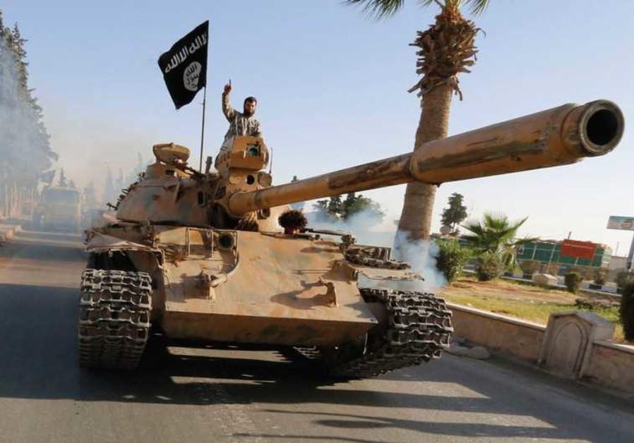 Islamic State Tank