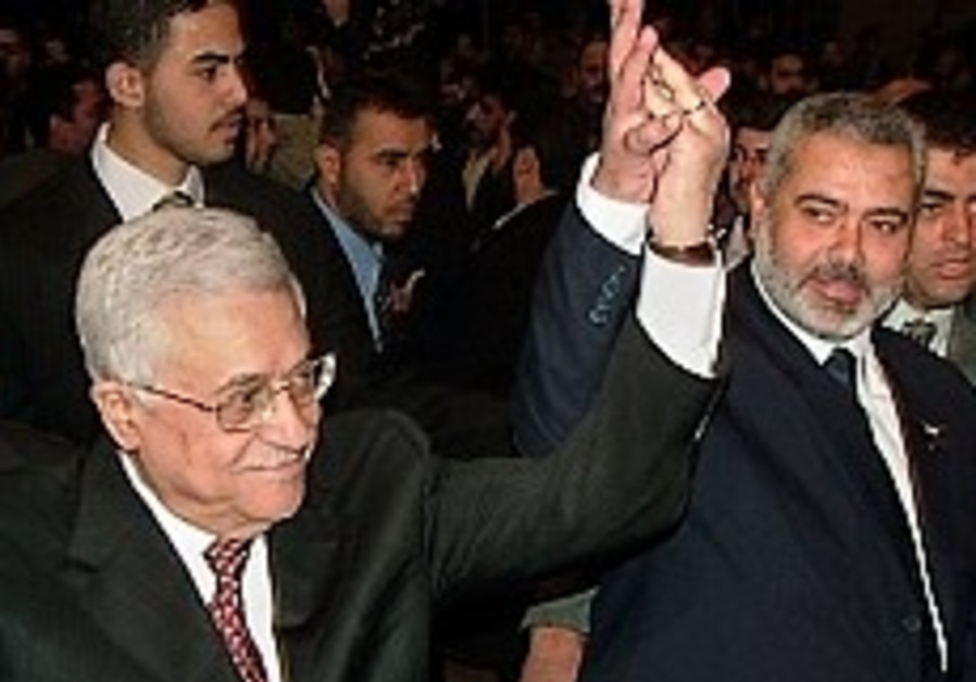 Fatah pushes reconciliation before truce