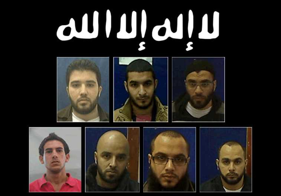 ISIS cell in Israel