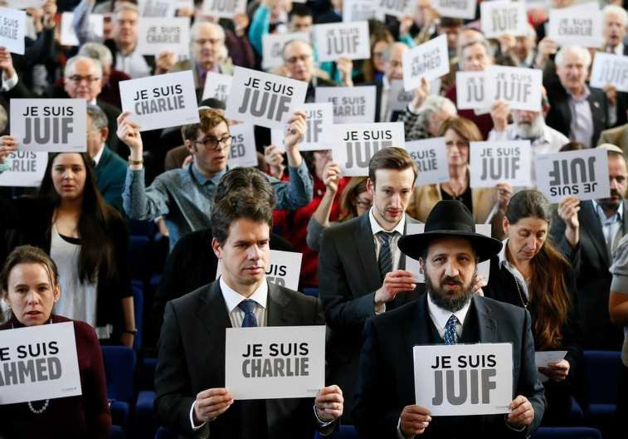 Race to balance freedom and security for future of European Jewry