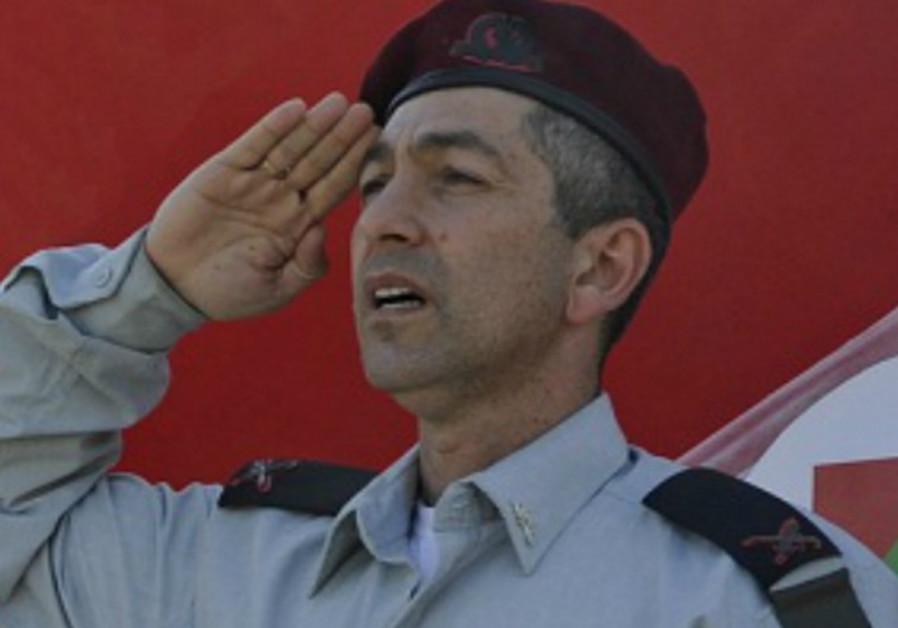 Maj.-Gen. Roni Numa