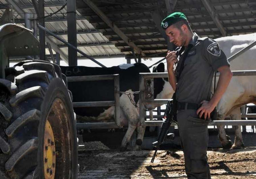 border police agriculture crime
