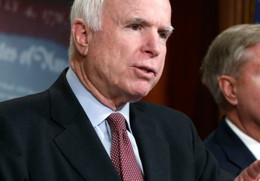Obama, Bush pay tribute to McCain