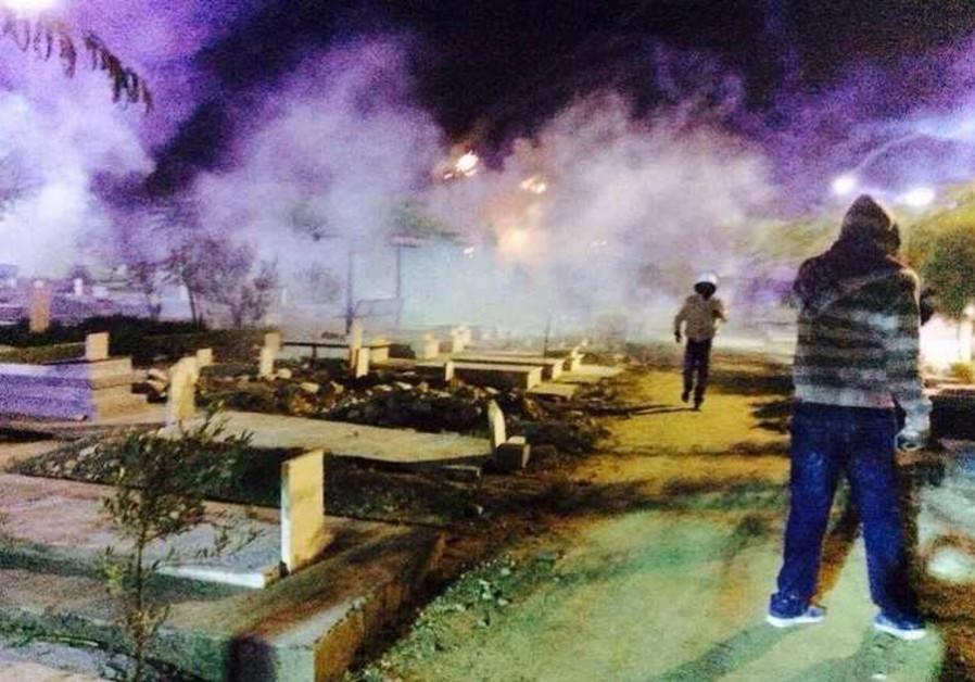 rahat clashes