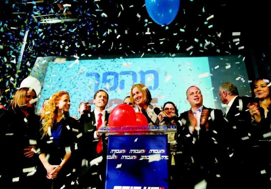 Le parti travailliste célèbre les résultats des primaires du parti.