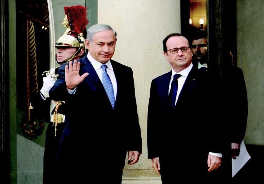 Bibi a-t-il fait preuve de mépris envers la France?