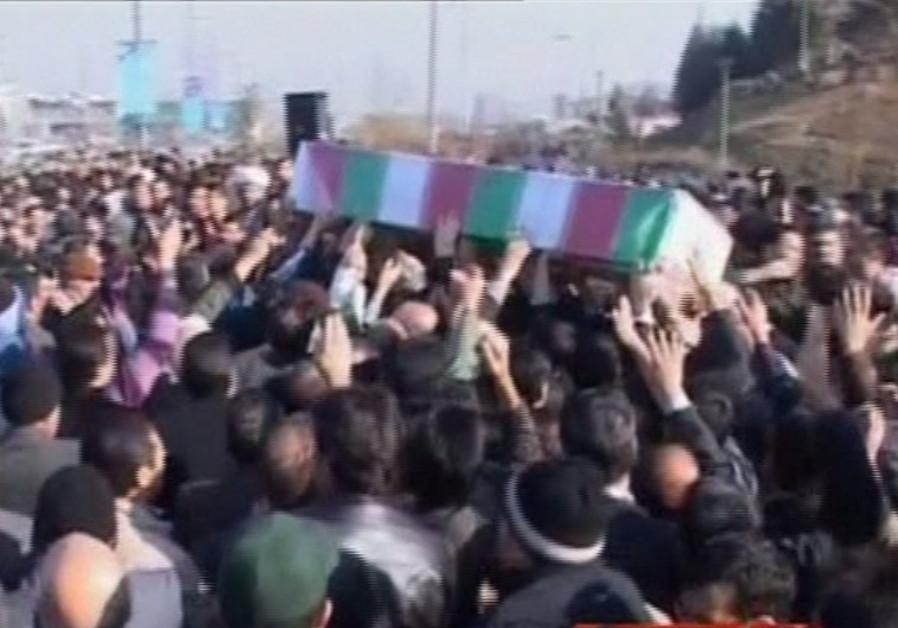 חשיפה בלעדית : מותם המסתורי של גנרלים בצא איראן  271519