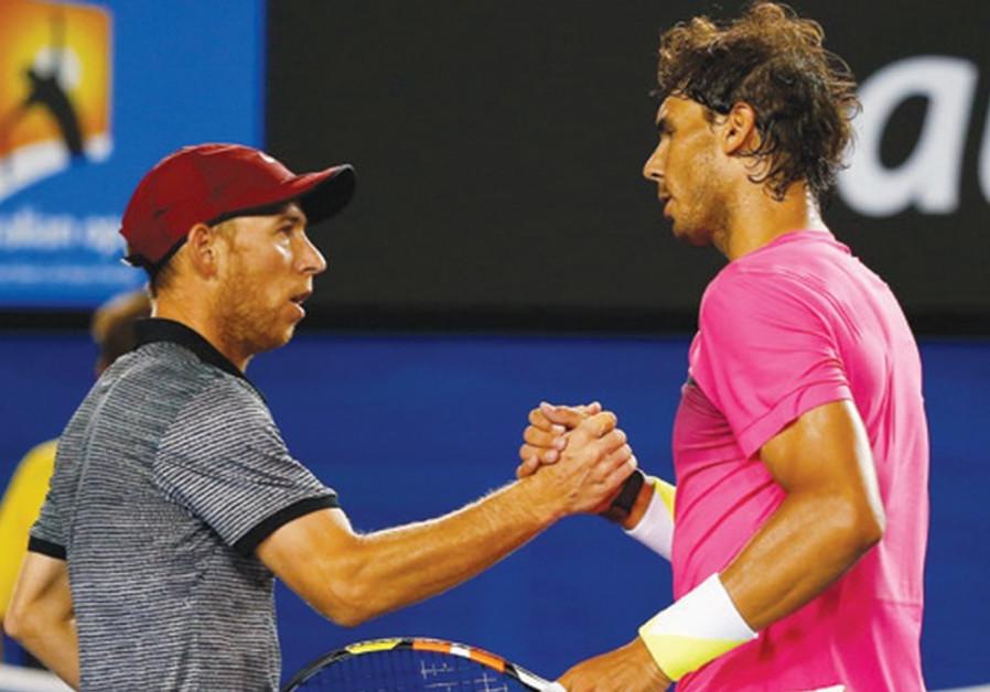 Rafael Nadal & Dudi Sela