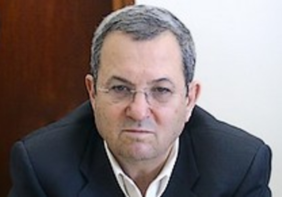 Analysis: Barak not heading for the exit yet