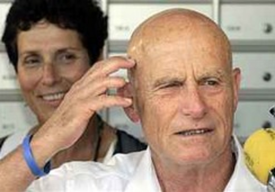 Ayalon declares he is quitting politics