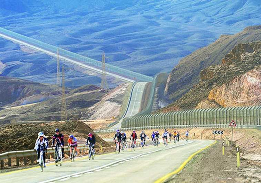 THE ISRAMAN Negev Eilat competition