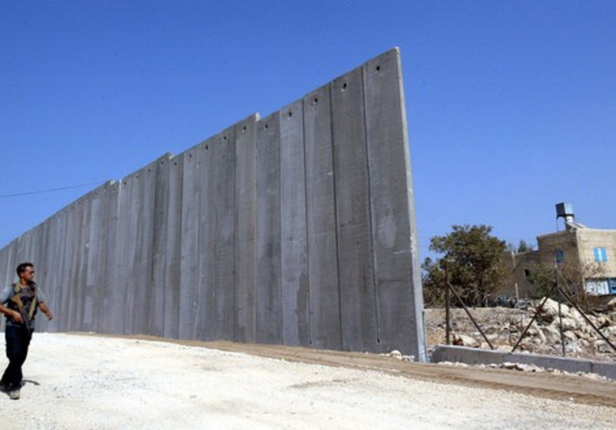 Knesset nixes bill forcing completion of West Bank security barrier