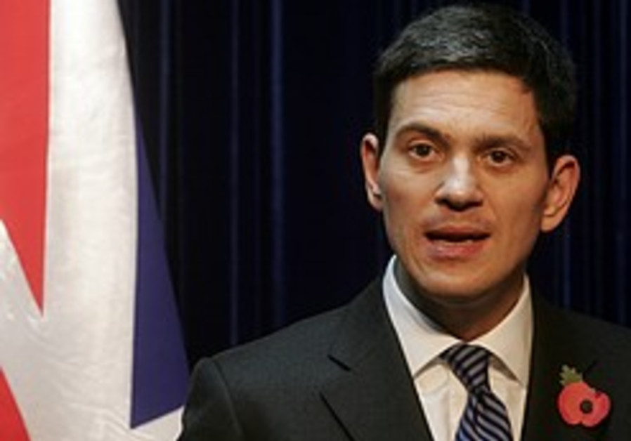 Miliband 'dismayed' by boycott calls
