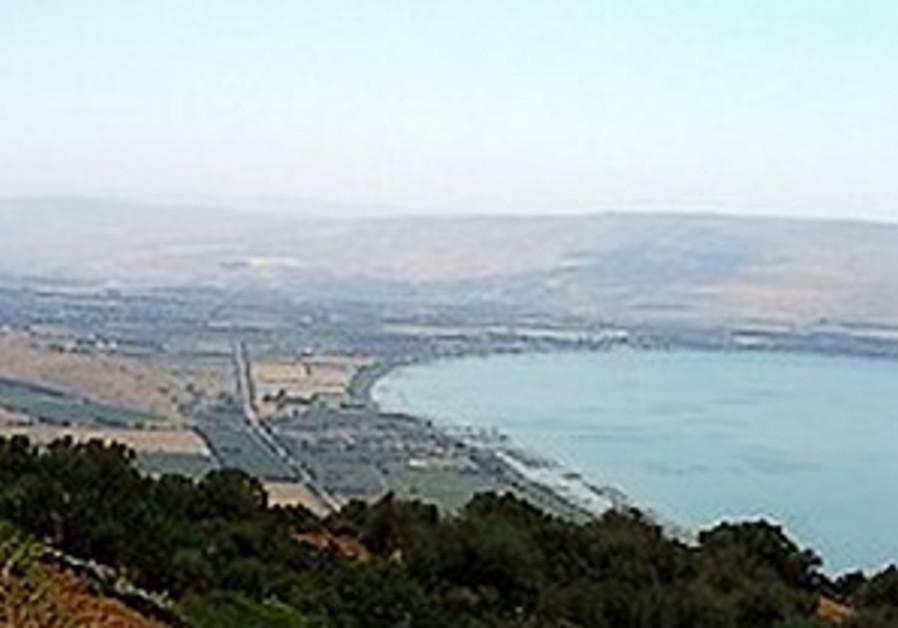Water prices rise as Kinneret drops