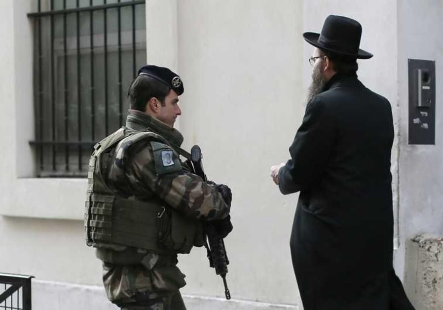 Les juifs français dans la tourmente