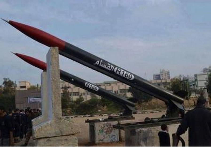 Hamas rebuilding military capabilities