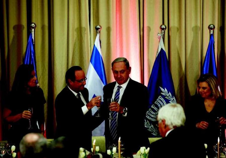 Le Camp sioniste accuse les Netanyahou de consommer l'équivalent en alcool d'un salaire minimum