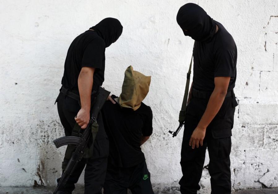 Gaza executions