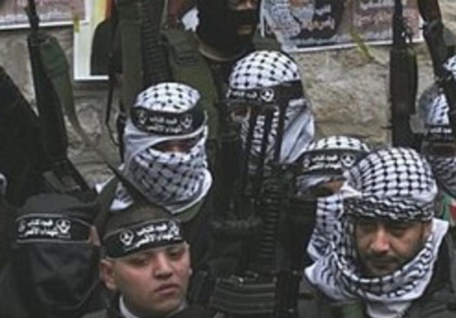 Al-Aksa Brigades: We also fought IDF in Gaza